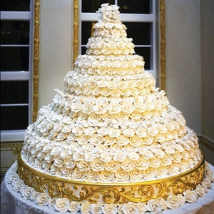 How Much Does A Traditional Wedding Cake Cost