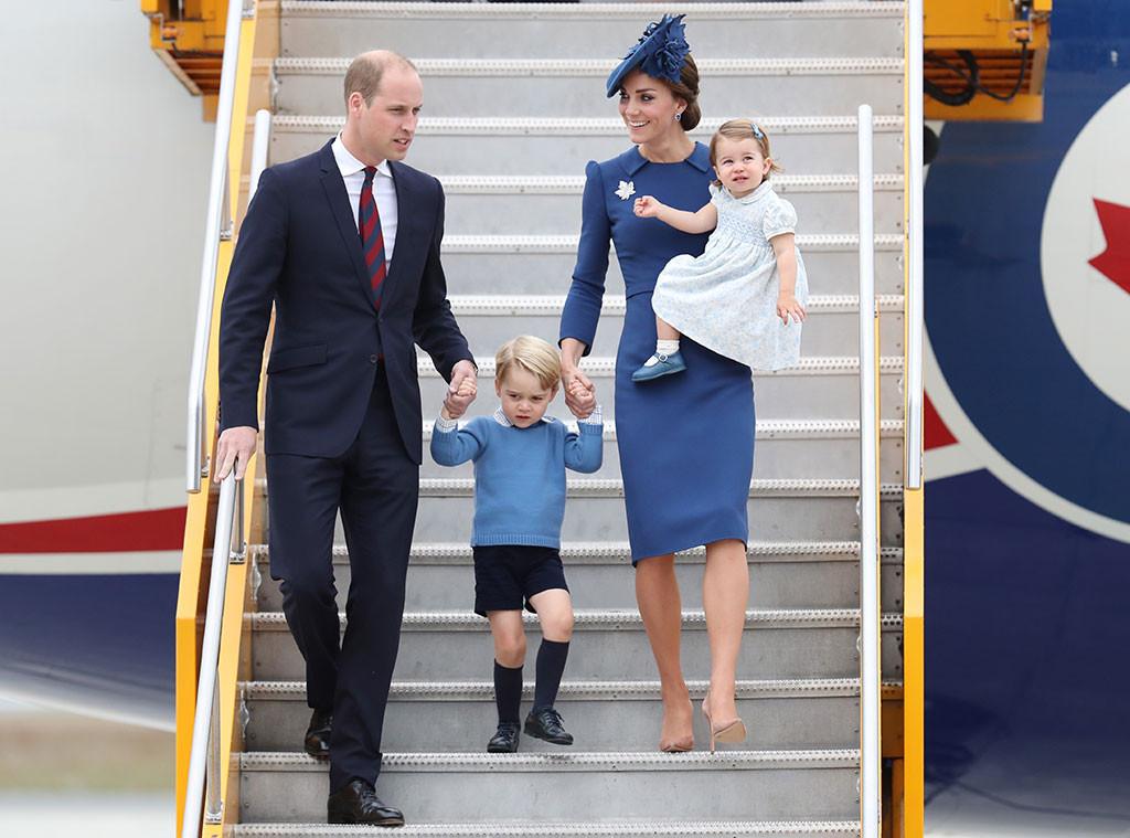 Prince William, Catherine Duchess of Cambridge, Royal Family