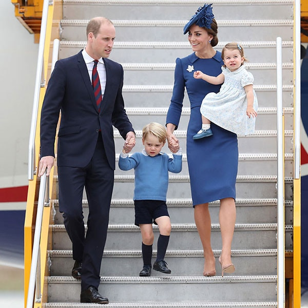 Prince William, Catherine Duchess of Cambridge, Royal Family