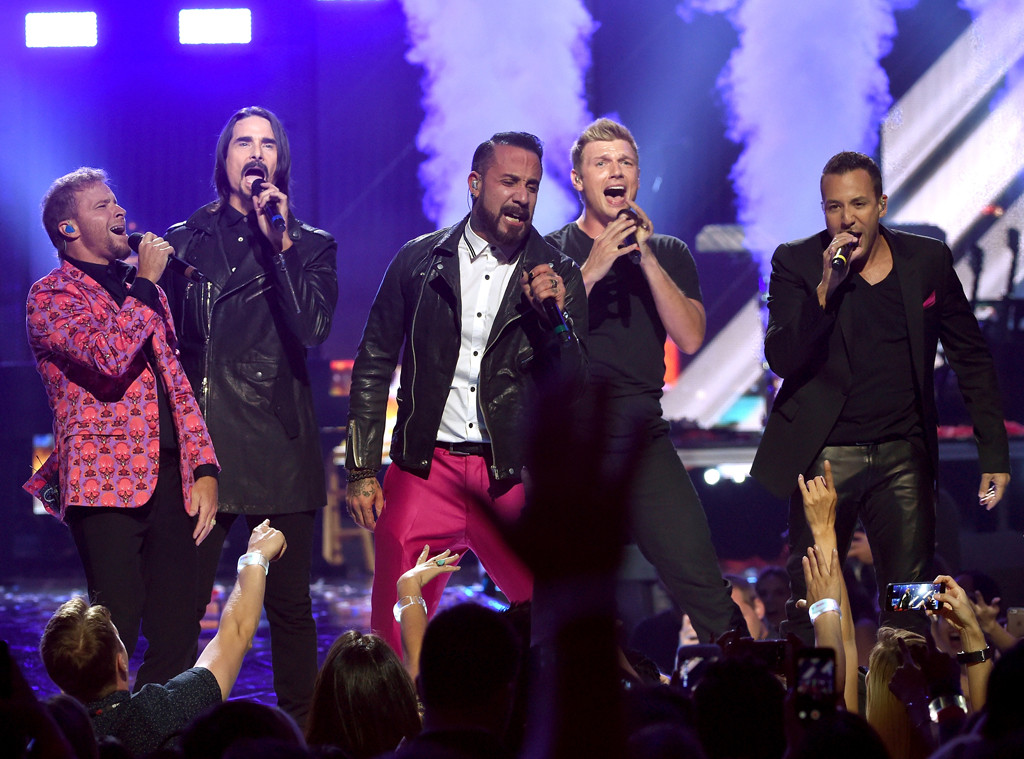 Brian Littrell, Kevin Richardson, A. J. McLean, Nick Carter, Howie Dorough, Backstreet Boys