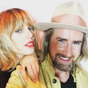 Taylor Swift, Gareth Bromell, Instagram