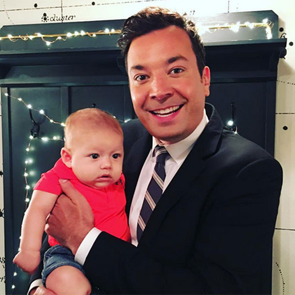 Boomer Phelps, Jimmy Fallon