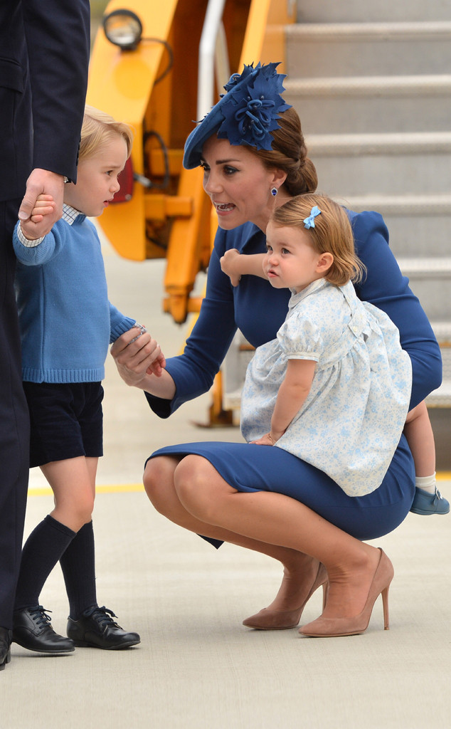 Catherine, Duchess of Cambridge, Prince George of Cambridge, Princess Charlotte of Cambridge, Kate Middleton
