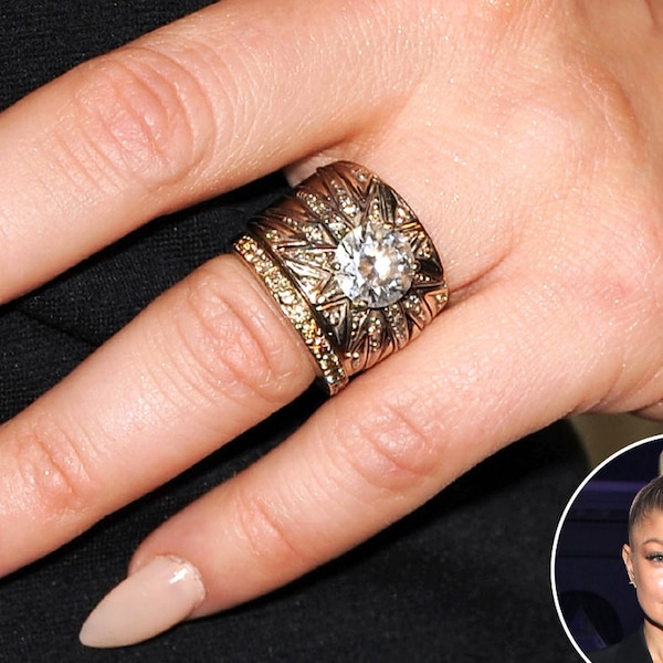 Fergie From Truly Unique Celebrity Engagement Rings