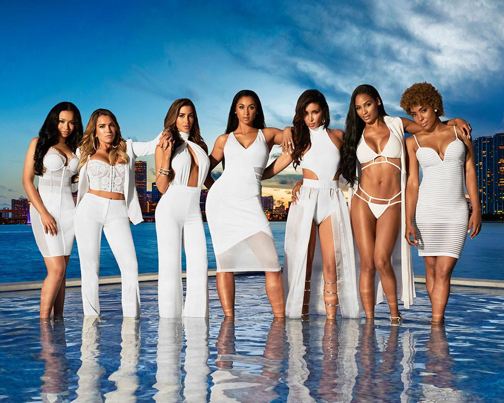 WAGS Miami Cast