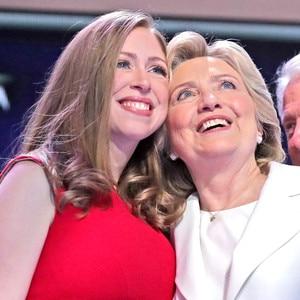 Chelsea Clinton, Hillary Clinton