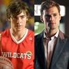 Troy Bolton, Zac Efron, High School Musical, Christian Grey, 50 Shades of Grey