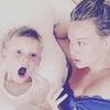 Hilary Duff, Luca