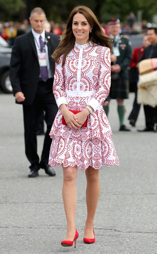 ESC: Kate Middleton, 35 Best Looks, 8
