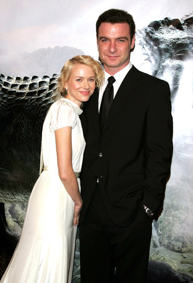Black and White from Naomi Watts and Liev Schreiber ...