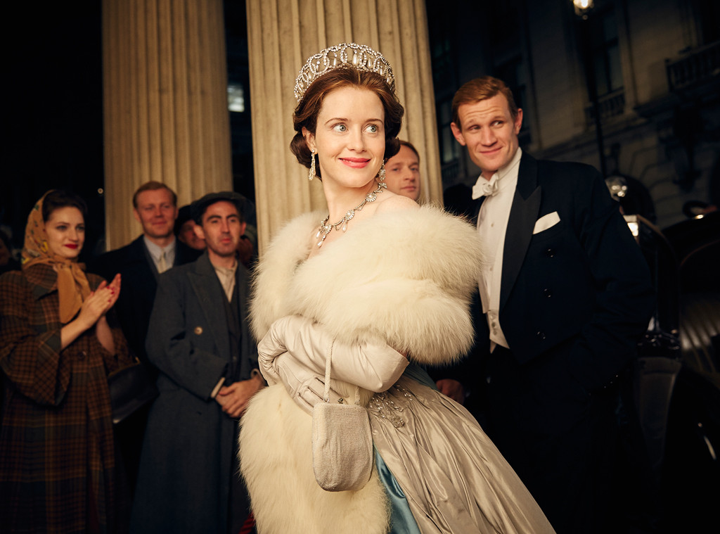 The Crown, Claire Foy, Matt Smith