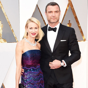 2016 Oscars, Academy Awards, Arrivals, Naomi Watts, Liev Schreiber, Couples