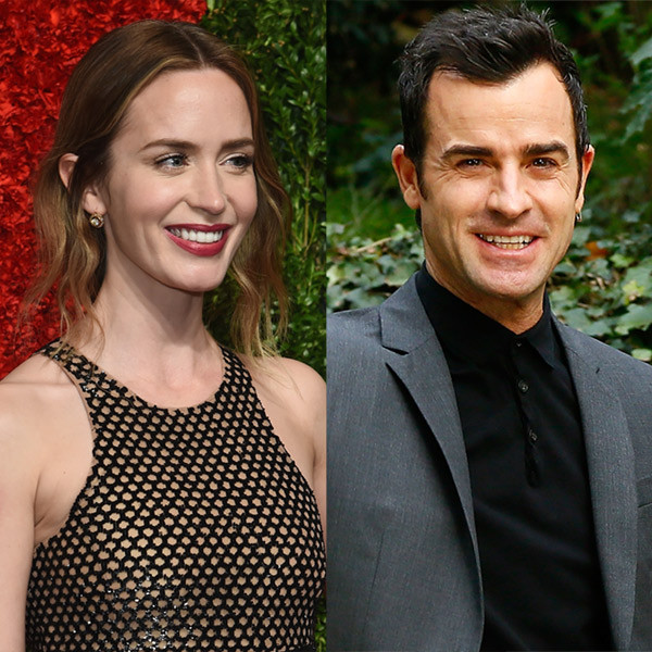 Emily Blunt, Justin Theroux