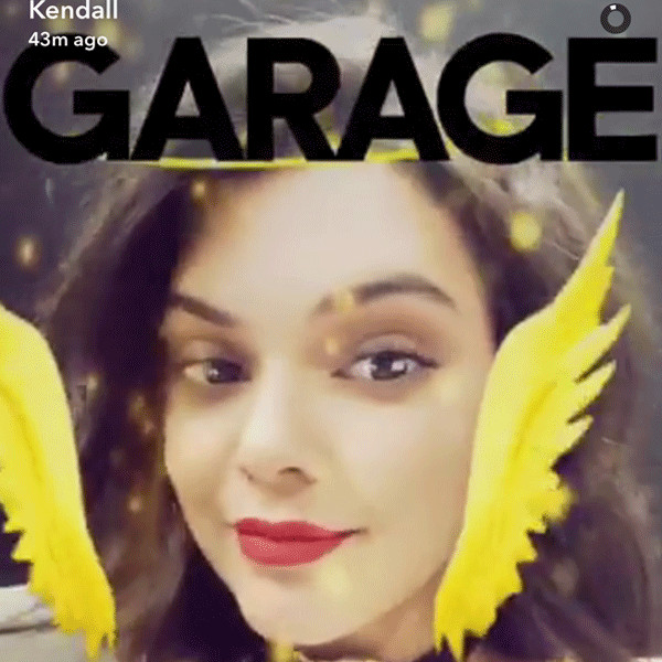 Kendall Jenner, Garage Magazine