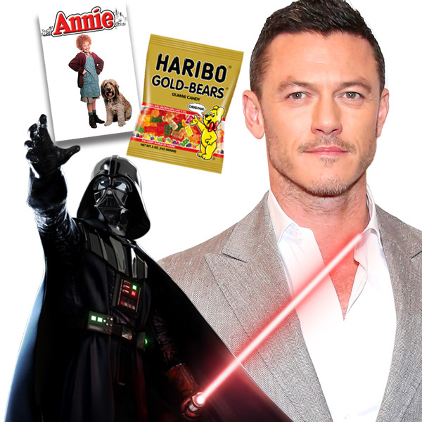 Going to the Movies with Luke Evans