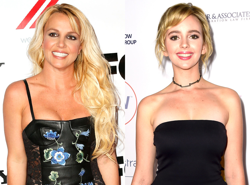 Natasha Bassett, Britney Spears