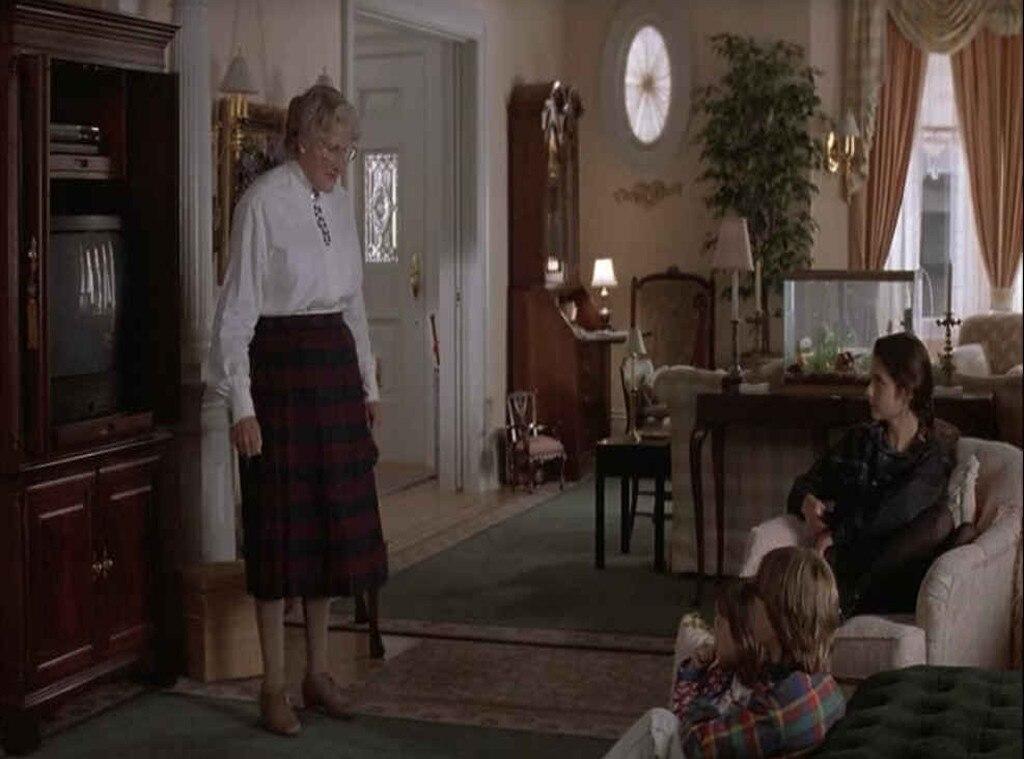 Mrs. Doubtfire, House