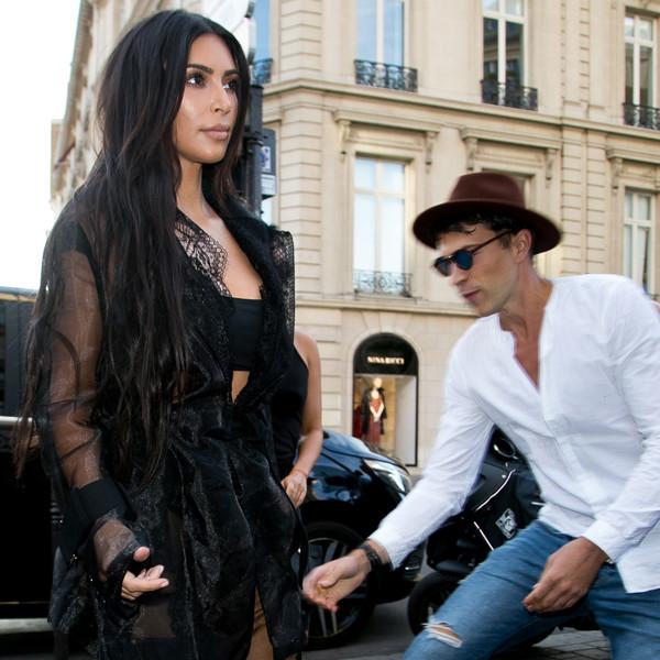 Vitalii Sediuk Tries to Ambush Kim Kardashian, But She Marches Right Past Him