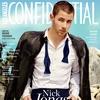 Nick Jonas, LA Confidential