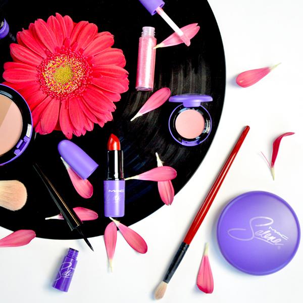 ESC: MAC Selena Makeup Collection