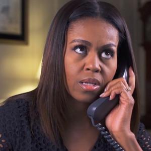 Michelle Obama, College Humor
