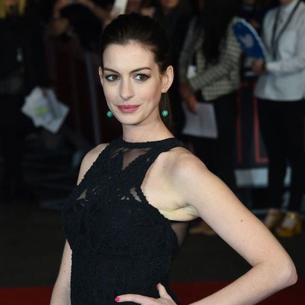 Anne Hathaway From Hollywood's Priciest Engagement Rings