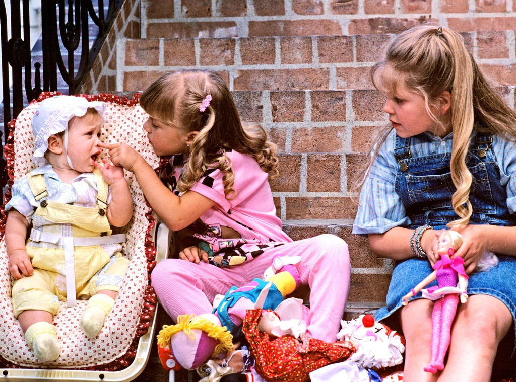 '90s Week, TV Girl Squads, Full House