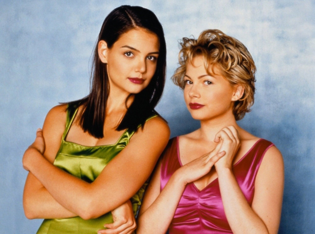 '90s Week, TV Girl Squads, Dawsons Creek
