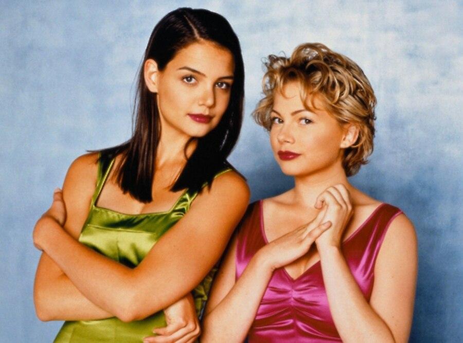 '90s Week, TV Girl Squads, Dawsons Creek