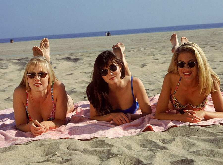 '90s Week, TV Girl Squads, Beverly Hills, 90210