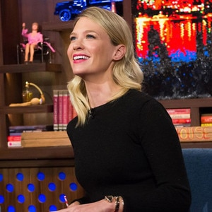 January Jones, Watch What Happens Live