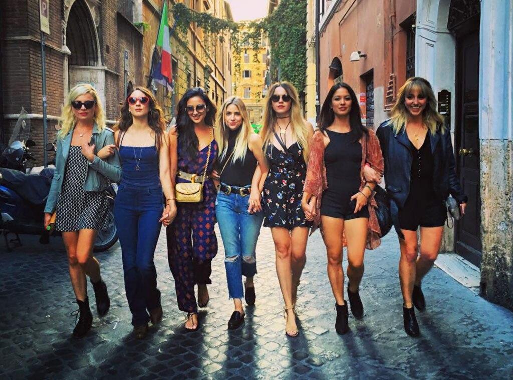 Troian Bellisario, Bachelorette, Instagram