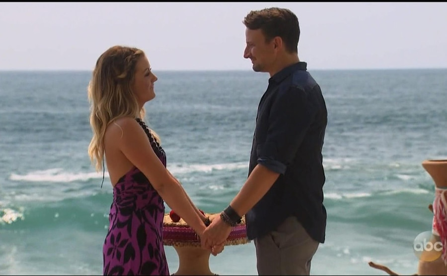 Bachelor in Paradise, Carly Waddell, Evan Bass
