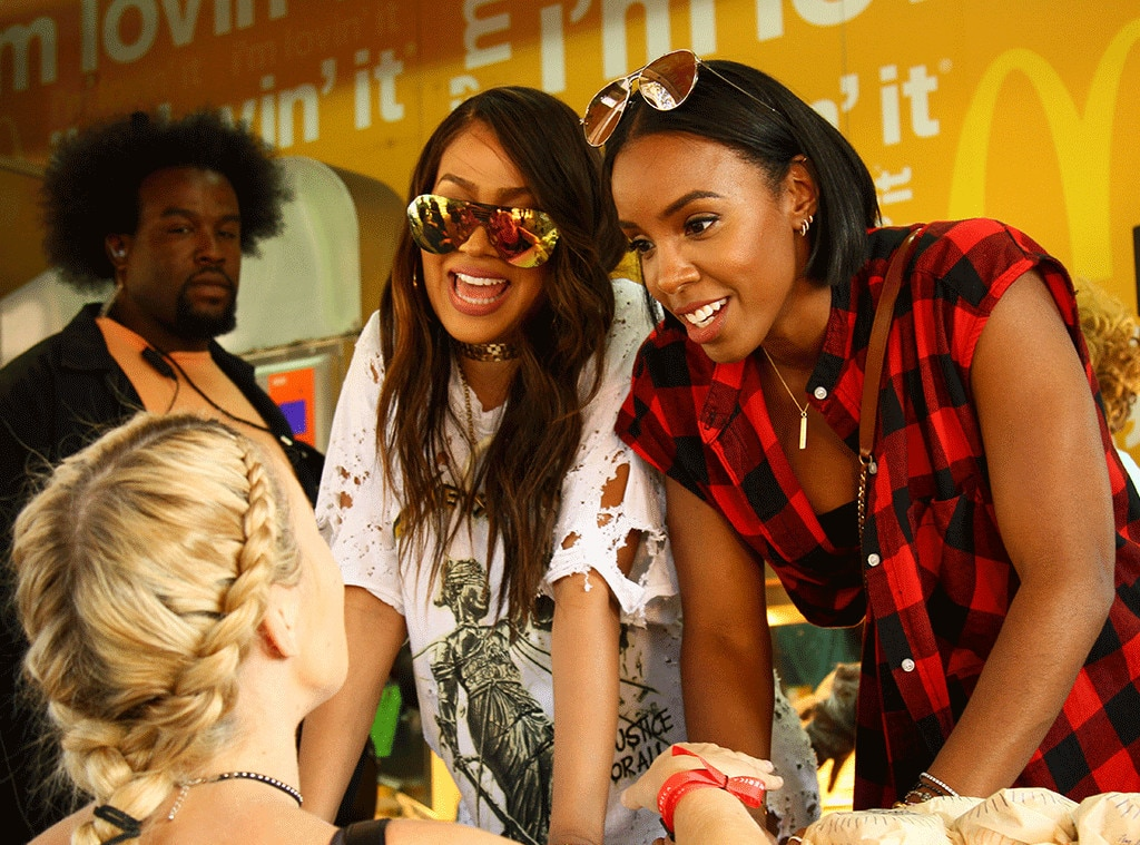 Kelly Rowland, La La Anthony