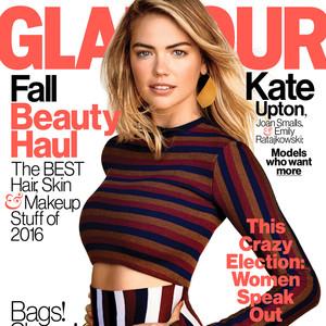 Kate Upton, Glamour
