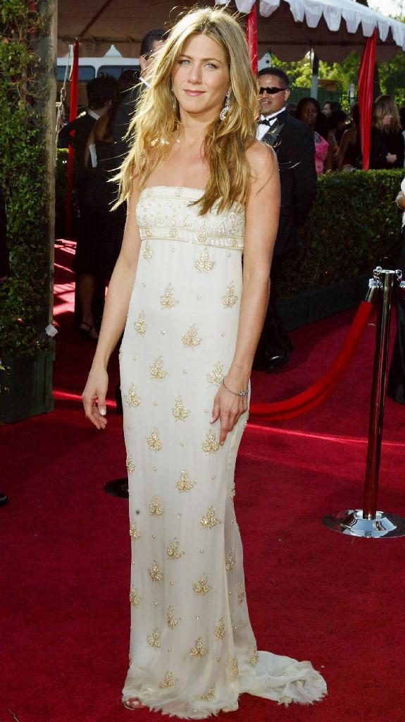 Jennifer Aniston, Emmys 2004