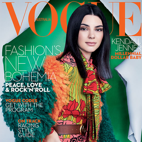 Kendall Jenner's Best Covers