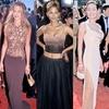 Emmys 1990's Fashion, Jennifer Aniston, Halle Berry, Angelina Jolie