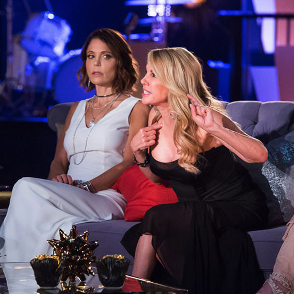 Real Housewives of New York City, Season 8 Reunion