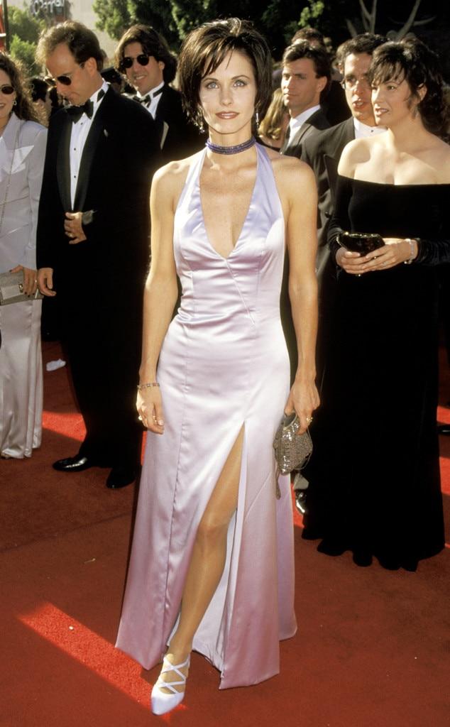 Courteney Cox, Emmys, 1995