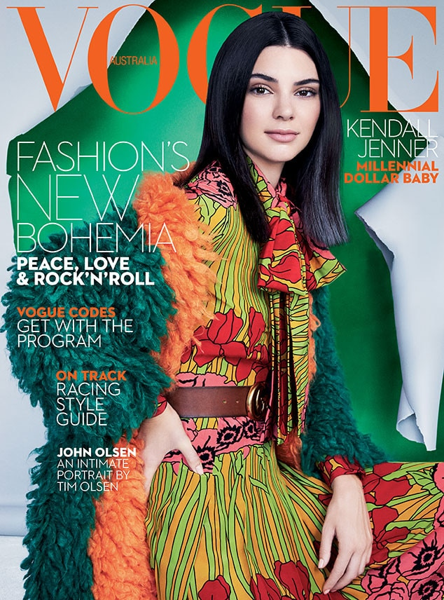 Kendall Jenner, Vogue Australia