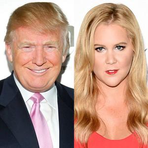 Donald Trump, Amy Schumer