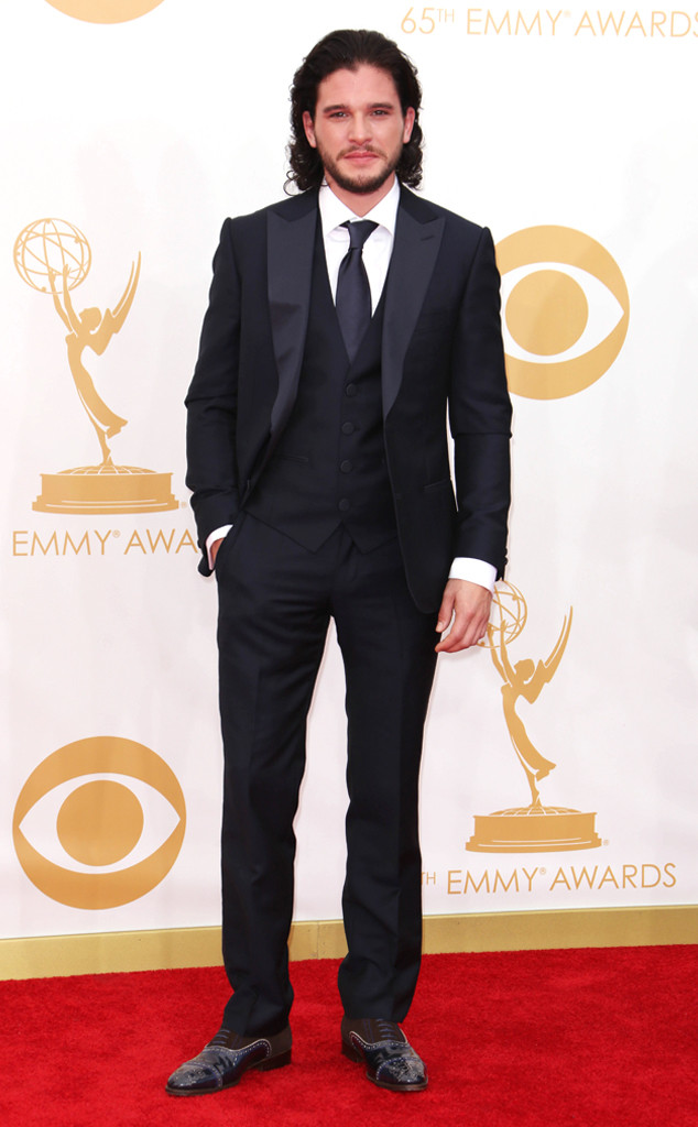 Kit Harington, Emmy Awards, Pokemon