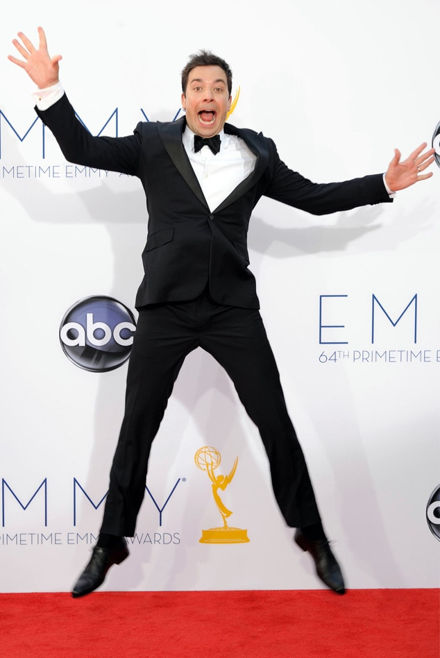 Jimmy Fallon, Emmy Awards, Pokemon