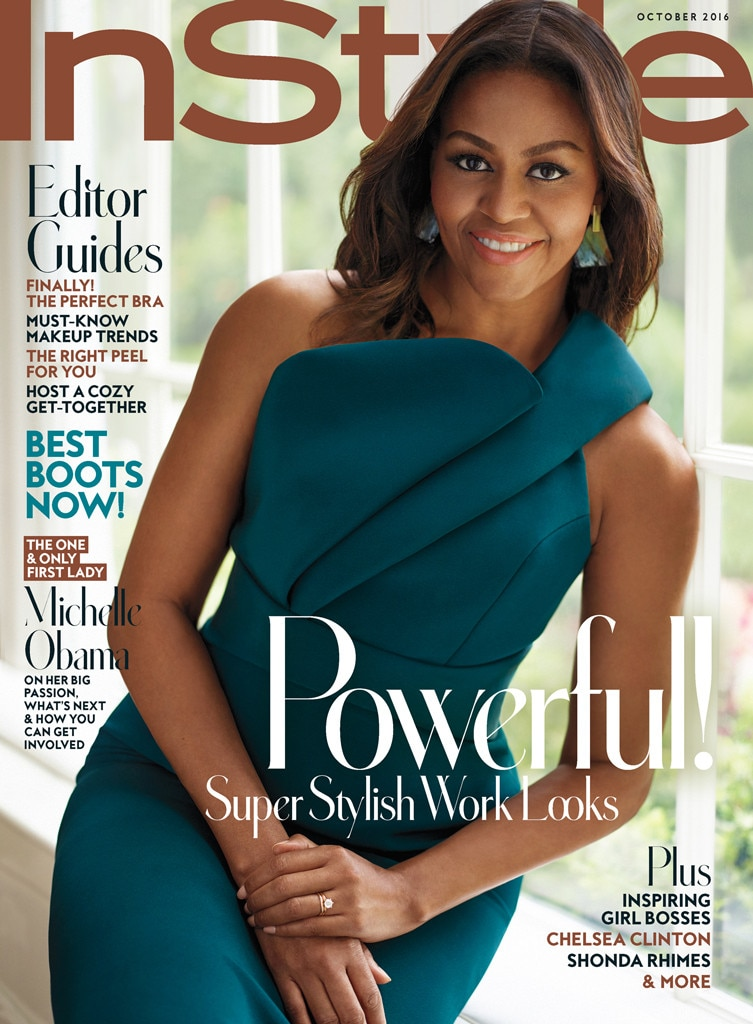 Michelle Obama, InStyle