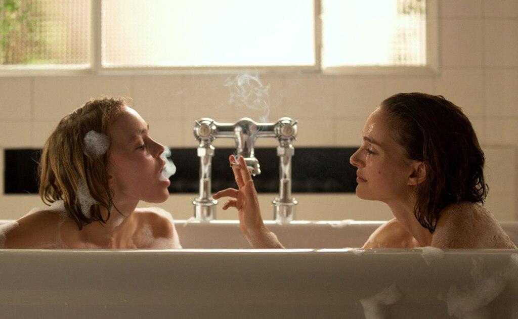 Planetarium, Lily-Rose Depp, Natalie Portman