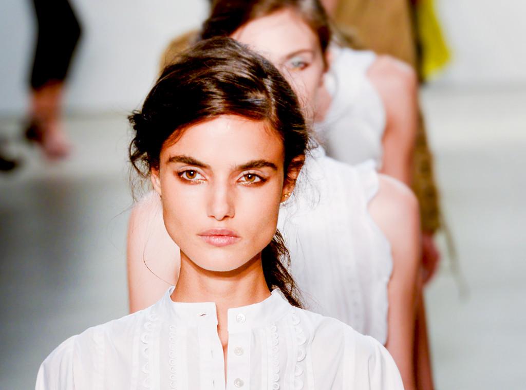 New York Fashion Week Spring 2017: Best Beauty Looks