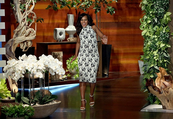 Kerry Washington, Ellen DeGeneres