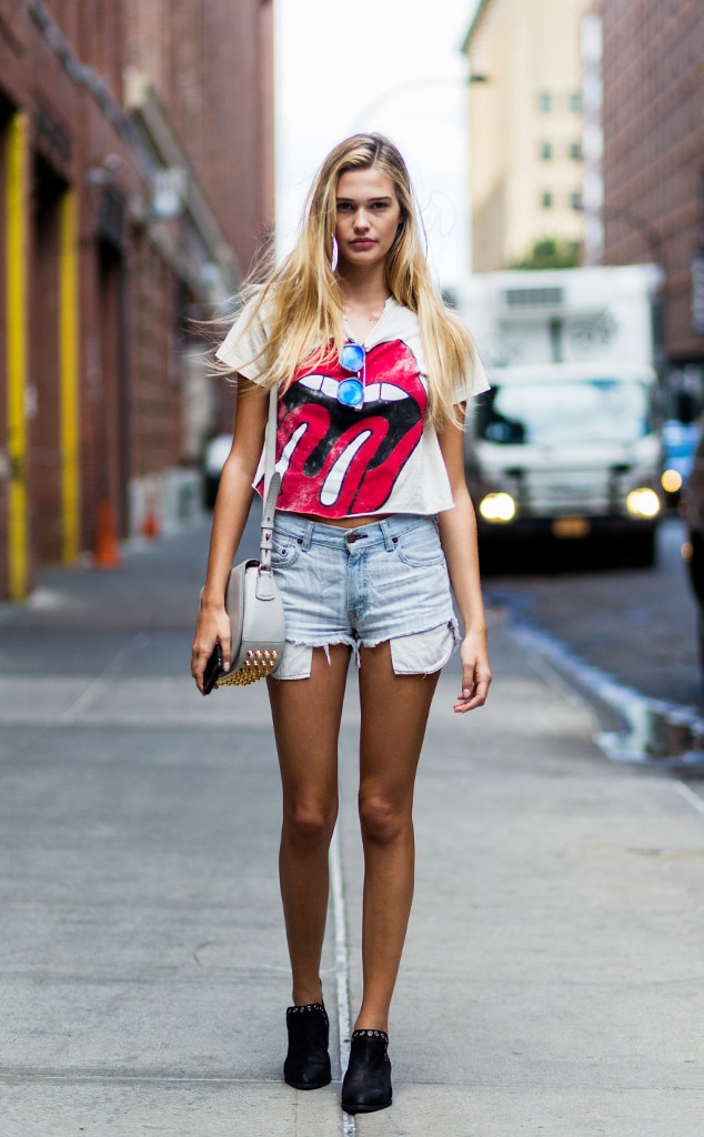 ... Berry from Street Style at New York Fashion Week Spring 2017 | E! News