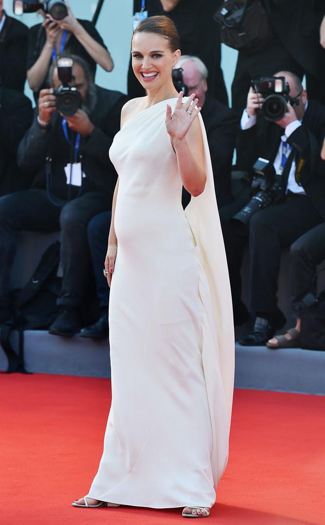 Natalie Portman, Bump, Maternity Style